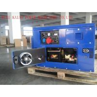 Buy cheap Silent Type Standby Power Generator , 10KVA Quiet Running Generators With OEM / ISO Certificate product
