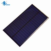 Buy cheap Solar Photovoltaic Panel Cell Drip Gel Solar Panel ZW-15085 product