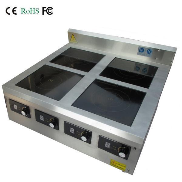 Commercial Induction Cooker ~ Burner commercial induction range images of