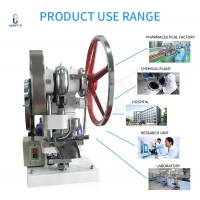 Buy cheap 550w Single Rotary Tablet Press product