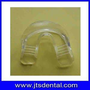 Buy cheap マウス・ガードをwhiteing医学TPEの物質的な歯を沸かす必要性は皿を言いません product