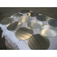 AA1050 1060 3003 Thickness form 0.3mm to 2.0mm Aluminum Disc DC Anodized Metal Disc Mill Finished for Pots for sale
