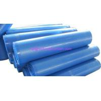 China Blue Bubble Thermal Solar Swimming Pool Covers 300 Mic - 500 Mic PE Material wholesale