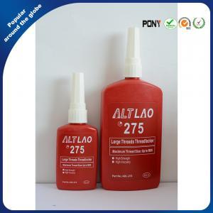 Buy cheap 250ml High Viscosity Thread Locking Adhesive / High Temp Thread Locker from wholesalers
