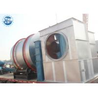 Buy cheap Three Cyclinder Rotary Sand Dryer Machine Various Capacity For Silican Sand Drying product