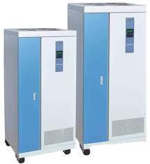 China conversion d'intérieur en ligne à haute fréquence de double de 6KVA 10KVA 15KVA UPS commandée par DSP + unité centrale de traitement wholesale