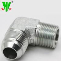 Buy cheap Elbow fitting hose adaptors factory hydraulic male threaded elbow product