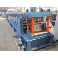 Buy cheap Automatic Purlin Roll Forming Machine with Mitsubishi PLC 1.5mm - 3.0mm product