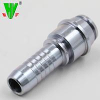 Buy cheap Forged hydraulic joint rubber hose fitting Metric BSP JIC thread available barbed hose fittings product