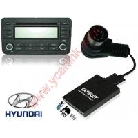 Buy cheap Digital MP3 USB SD interface adapter changer for Hyundai Kia 8-pin CD connection product