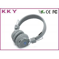 China Headband Style Bluetooth Stereo Headset , Noise Cancelling Wireless Headphones on sale