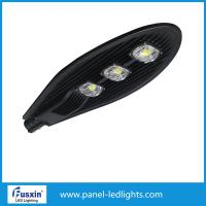 China Black Color Cobra Head Cob Solar Led Street Light Warm White 80~100lm / W Mens on sale