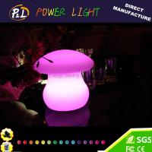 Buy cheap Beautiful Color Flashing Decorative Mushroom led Desk Lamp from wholesalers
