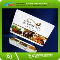 Buy cheap credit card size PVC VIP Gift Card product