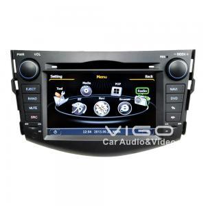 Buy cheap 7 Inch Touch Screen Toyota Sat Nav DVD For Toyota RAV4 2006+ C018 product
