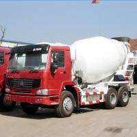 Buy cheap ZZ1257M3641W HF7 / HF9 Truck Cement Mixer Front Axles For 20-60 Ton Loading product