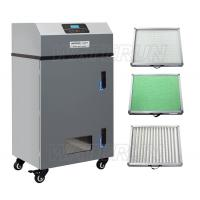 Buy cheap 330W Digital portable solder fume extractor With Filter Clogging Light Alarms product