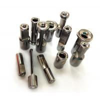 Buy cheap High Wear Resistance Carbide Alloy Motor Nozzle Custom Design For Winding Machine product