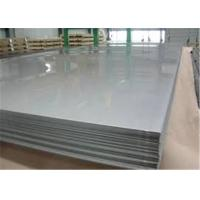 Buy cheap High Hardness Stainless Steel Metal Sheet With Mill Edge And Slit Edge product
