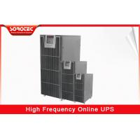 Buy cheap DSP Technology High Frequency Online UPS 10-20KVA with Pure Sine Wave , Digital Control product