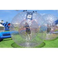 China Transparent Zorb Ball, Zorbing Human Hamster ball, Hydro Zorb for Sale on sale