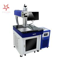 Acrylic Semiconductor Laser Marking Machine , Blue Fabric Laser Marking Machine