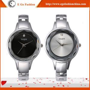 Relógios da joia do relógio do bracelete do vintage YQ02 para relógios redondos do vestido do seletor da senhora relógio da mulher