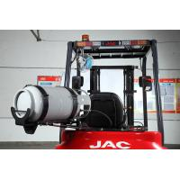 Buy cheap JAC Sit Down 1.8 Ton LPG Forklift Trucks High Performance Low Emissions product