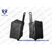 China Pelican Case Bomb Signal Jammer RF Bomb VIP Convoy Protection CDMA Phone Jammer on sale