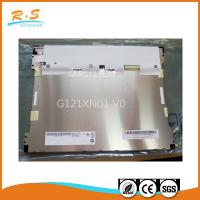 """Buy cheap AUO G121XN01 V0 12.1"""" Industrial LCD Screen 1024*768 Resolution 500 Cd/M² product"""