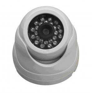 Buy cheap 420 - 700 lignes de TV caméra de dôme d'IR avec la lentille de 2.8-12mm pour grand-angulaire product