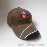 【FUJUE】Wholesale Custom Cap/long peak Baseball Cap/Hat With Embroidery Logo