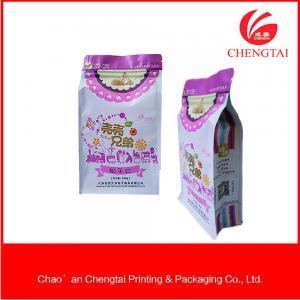 Buy cheap Las bolsas ligeras de la parte inferior plana de la prueba del cacahuete/de las nueces relampagan la bolsa para el acondicionamiento de los alimentos product