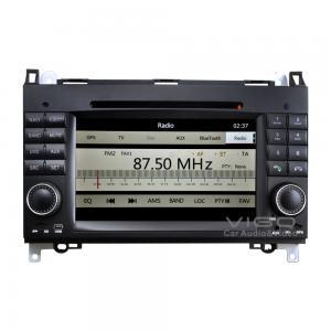 Buy cheap Car Stereo Sat Nav DVD For Mercedes Benz A Class(W169)/Vito(W639)/Viano(W639)/Sprinter(W906) VBZ8822 product