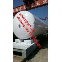 Buy cheap 10m3 liquid oxygen tank cryogenic storage pressure tank for sale product