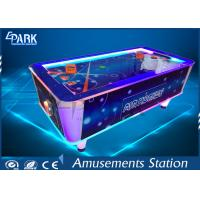 Buy cheap Electronic Video Game Machine Air Hockey Arcade Machine Attractive Lights Metal Material product