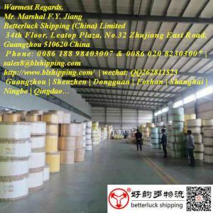 Buy cheap Guangzhou Shenzhen China to Albania Air Sea Freight Forwarder product