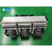 Buy cheap Thermoelectric Peltier Cooler / Air Conditioner Assembly For Cabinet Cooling product