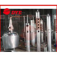 Buy cheap Semi-Automatic Gin Home Alcohol Distiller System Glass Manhole product