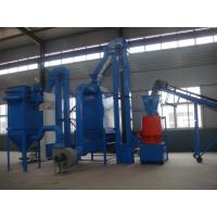 Buy cheap 2T/H Wood Sawdust , Wheat Bran , Straw , Biomass Wood Pellet Machines product