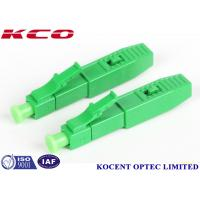 Buy cheap LC /APC Quick Field Assembly Fiber Optic Fast Connector , 55mm 60mm from wholesalers