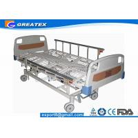 Buy cheap ABS , Power Coated Steel 5 Function Full Electric Hospital Bed for home use from wholesalers
