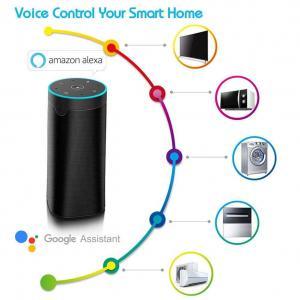 Buy cheap Wireless Wireless Smart Speaker , ABS And Metal Alloy Alexa Wireless Speaker product