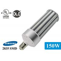 High Power SAMSUNG 2835 SMD 150W Corn LED Lights With DLC,UL, CE, RoHS Approved