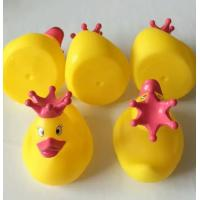 Dot Crown Princess Christmas Rubber Duck Toy For 3 Year Olds Bath Time