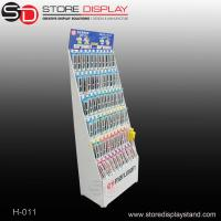 China hook hanging display stand with peg hooks for packaging goods on sale