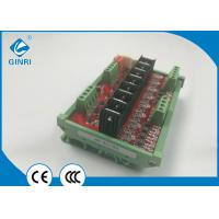 Buy cheap PLC DC Transistor  MOSFET Module 24V Trigger 8 CH For Home Intelligent Control product