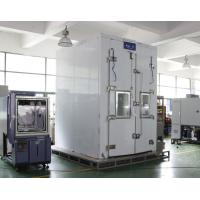 China Walk- In Constant Temperature And Humidity Climate Test Chamber wholesale