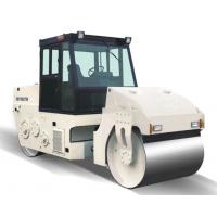 Buy cheap 42KW/57HP Small Earthmoving Machine Road Compactor For Sale product