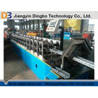 Pre Cutting Later Punching Type Cable Tray Machine Automatic Controlled By Panasonic PLC System